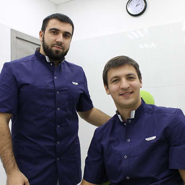 Специалисты клиники АИС в Выборгском районе